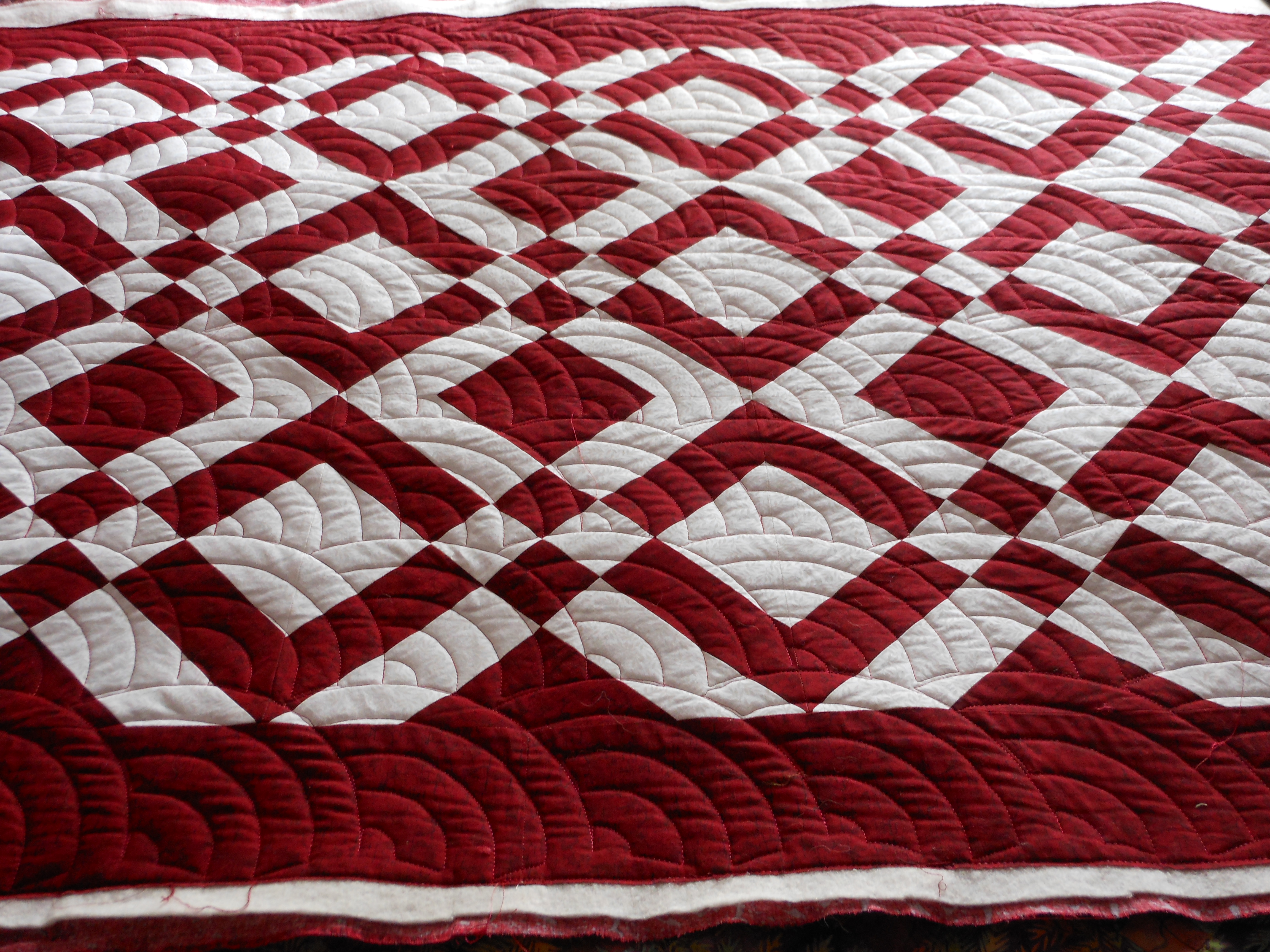 Quilts | bevanddara | Page 14 : red quilts - Adamdwight.com