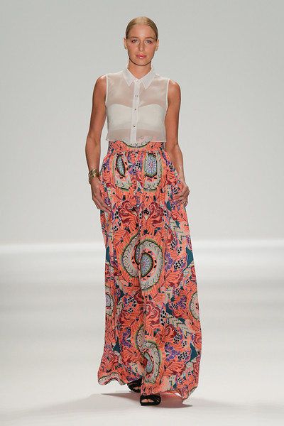 Fashion  Mara Hoffman Spring 2014