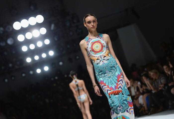 Seen Around Lincoln Center - Day 3 - Mercedes-Benz Fashion Week Spring 2014